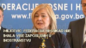 Atrakcija pozdravila izjavu Jelke Miličević o broju zaposlenih iz Federacije BiH