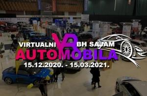 Prvi virtualni sajam automobila u BiH
