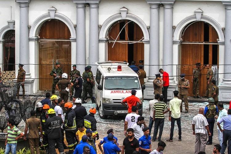 Uhapšen Sirijac u vezi napada na Šri Lanki