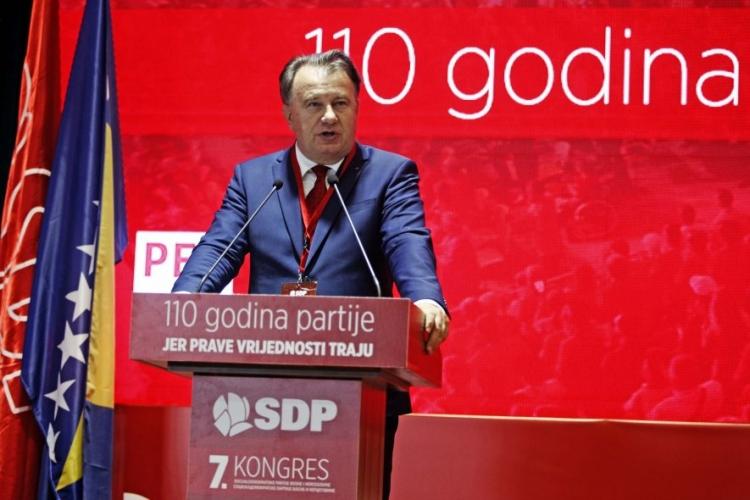 SDP neće biti šegrt, već arhitekta promjena