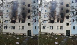 Eksplozija u stambenoj zgradi u Njemačkoj
