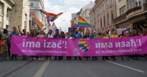 U Sarajevu se održava Povorka ponosa