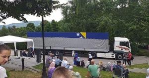 Posmrtni ostaci 33 žrtve danas će biti prevezeni u Potočare