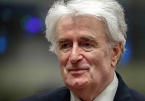 Karadžić: 4 aforizma napisao pred presudu