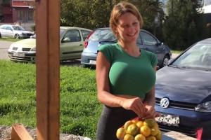 Kristina Mandarina javila se iz Beograda sa novim izgledom