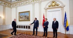 BiH ispunila zahtjev Erdogana: Poništene boravišne dozvole za četiri turska državljanina