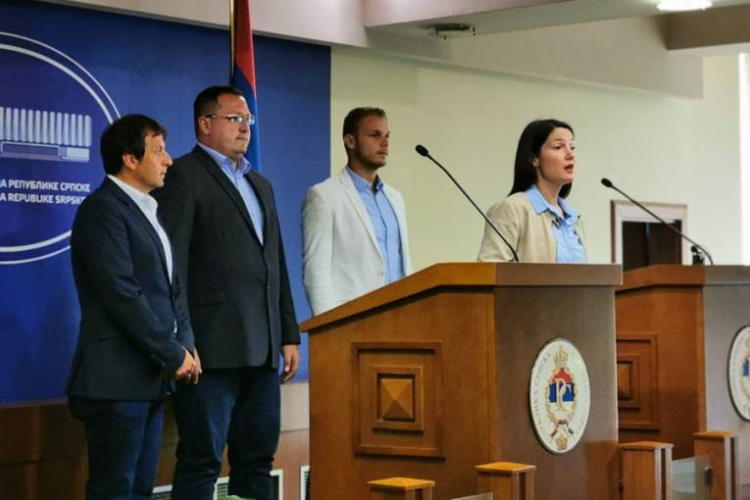 Opozicija formira antikorupcioni klub u NSRS