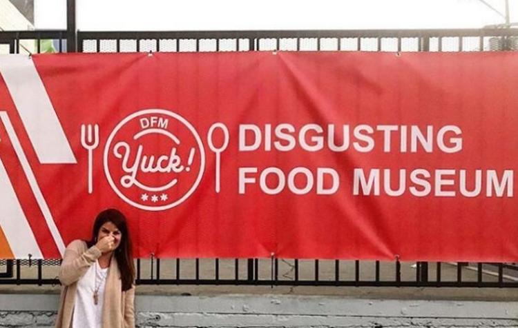 Umjesto ulaznice, dobijate kesu za povraćanje: U Malmeu otvoren muzej odvratne hrane
