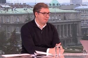 Vučić zabrinut zbog situacije u BiH i oko Republike Srpske