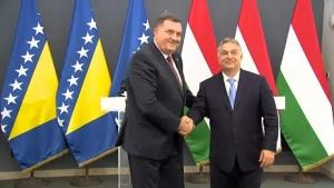 Ko dobija - RS ili BiH: Orban vjeruje da će politika EU biti usmjerena ka jačanju koncepta država članica, kaže Dodik