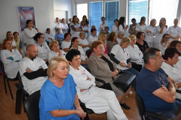 U Goraždu zdravstveni radnici prijete štrajkom