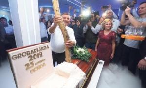 Grobarijada 2019. - Ispraćaj najpoznatijeg grobara u penziju: Kad pogrebnici slave, mrtvi se dižu iz groba