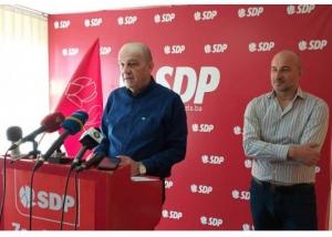 SDP i Naša stranka pozvali SDA na razgovor u TK