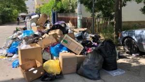 Osmi dan blokade deponije 'Uborak'