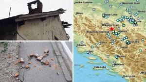 Novi zemljotres u Turbetu