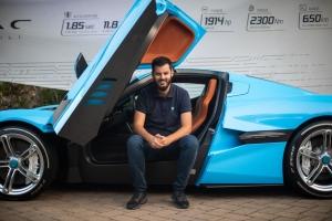 Mate Rimac postao najbogatiji u Hrvatskoj: Rimac automobili trenutno na tržištu vrijede 584 miliona evra