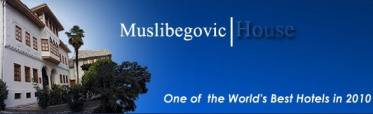 """Muslibegovic House Hotel Mostar has gained recognition in the 2014-2015 annual travel list as one of """"The Newest Attractions in the Western Balkans"""""""
