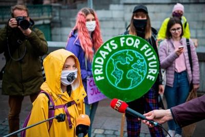 Veliki protesti protiv klimatskih promjena održavaju se širom Njemačke