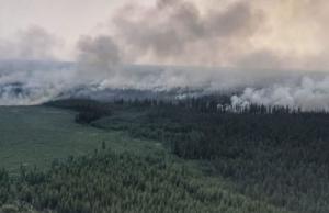 Rusija će izazvati vještačke kiše za gašenje požara u Sibiru