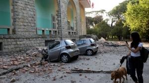 Jak potres u Albaniji