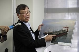 Nije bilo torpeda: Posada napadnutog tankera vidjela leteći objekat