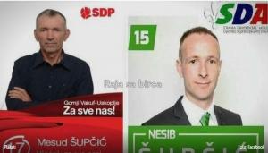 Politički dvoboj dvojice Šupčića