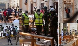 Šest napada u Šri Lanki izvelo sedam bombaša samoubica