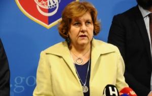 Nije podržana ostavka ministrice Bogunić