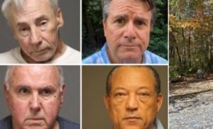 5 penzionera i penzionerka uhapšeni zbog grupnog seksa u parku