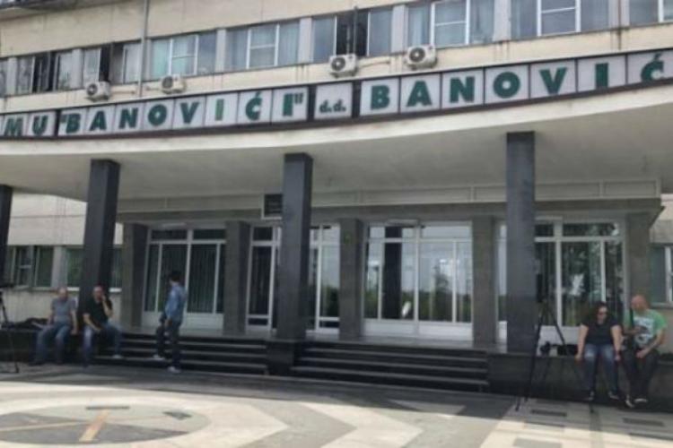 Odgođena vanredna sjednica Skupštine dioničara RMU Banovići