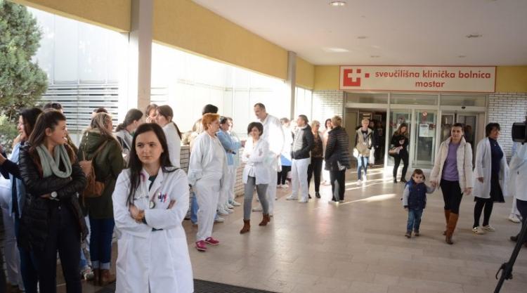 Postignut dogovor: Liječnici HNŽ-a će dobiti povećanje plaće