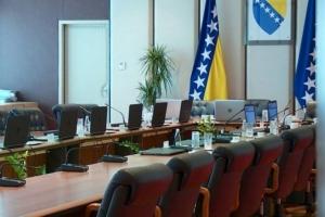Upitno formiranje Vijeća ministara