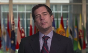 Obraćanje novog američkog ambasadora građanima Bosne i Hercegovine