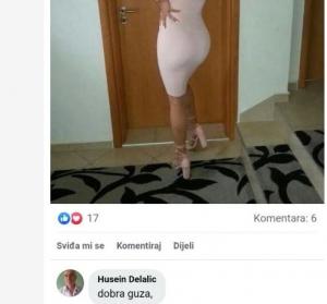"""""""Dobra guza"""", kaže sudija: Poruke koje sudija Husein Delalić šalje mladim djevojkama na društvenim mrežama"""