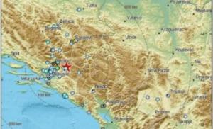 Novi potres u Nevesinju