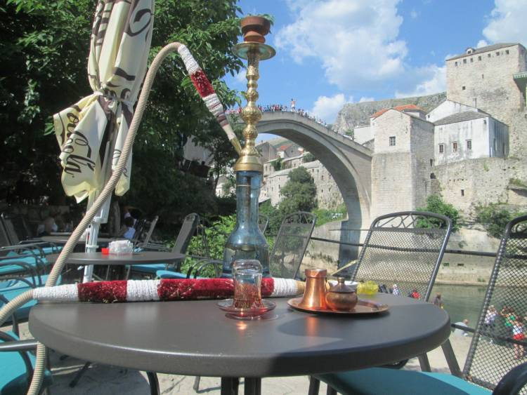 """Caffe """"Luft"""" in Mostar is included on world list """"The Best view & photo point"""""""