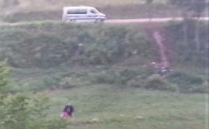 Uhapsili pa pustili HR policiju u Cazinu