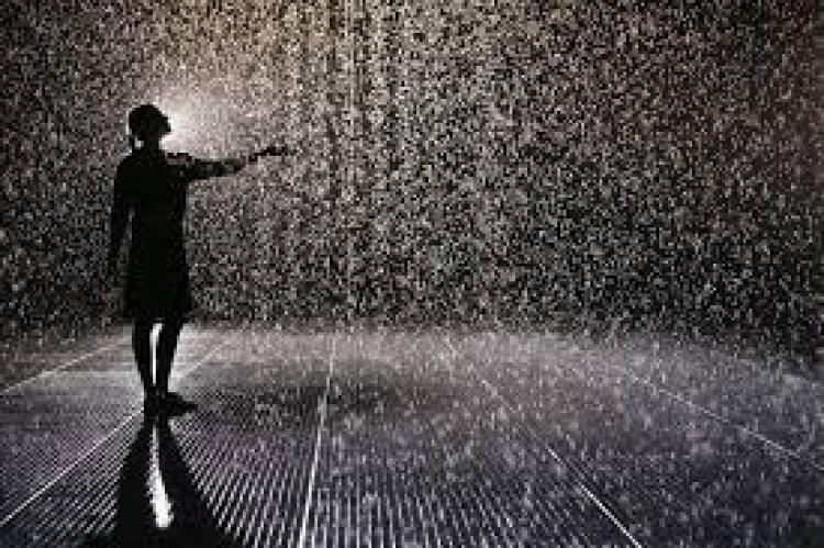 Kiša umjesto apaurina
