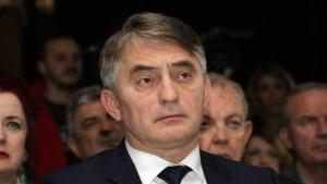 Komšić: Vlasti u Srbiji prećutno ili direktno podržavaju srebrenički genocid