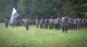 Paravojne grupe u Sloveniji: Maskirani muškarci vježbaju 20 kilometara od granice sa Hrvatskom