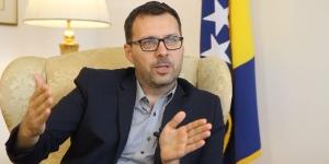 Džindić zbog plina na hitnom sastanku sa ruskim ambasadorom Ivancovom