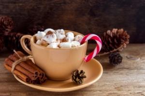 Deluxe vruća čokolada s marshmallowsima