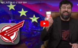 (video) Nikšić: SDP nije imao snage raskrstiti s ratnim profiterima, kriminalcima i trgovcima utjecajem