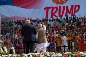 Trampov ugovor s Indijom od 3 milijarde dolara vrijednoj opremi koju će USA isporučiti