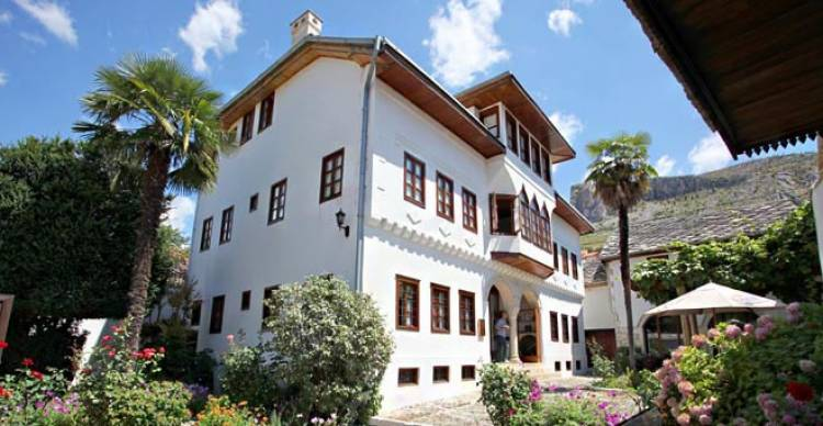 "Muslibegovic House Hotel Mostar has gained recognition in the 2014-2015 annual travel list as one of ""The Newest Attractions in the Western Balkans"""