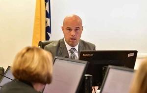 Tegeltija protiv istražne komisije za pravosuđe BiH