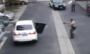 (video) 34 hica u nenaoružanog muškarca