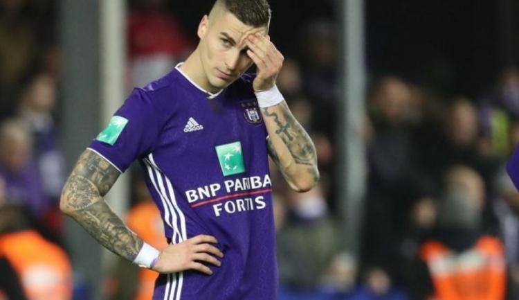 """Karleuša ga došla """"glave"""": Anderlecht """"izbacio"""" Ognjena Vranješa iz prvog tima"""