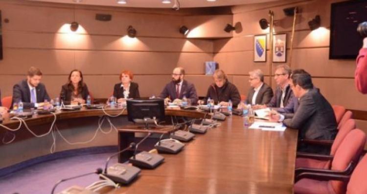 Komisija za sigurnost PFBiH: Obustaviti formiranje rezervnog sastava policije RS
