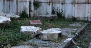 Napad na Partizansko groblje je napad na državu